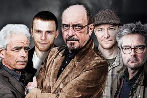 Ian Anderson brings his initiate show Ian Anderson on Jethro Tull to Lincoln next year.