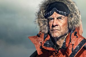 Sir Ranulph Fiennes will be Living Dangerously in Lincolnshire this summer.