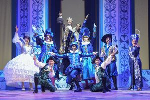 REVIEW: Cinderella is the perfect festive fit at Nottingham Playhouse