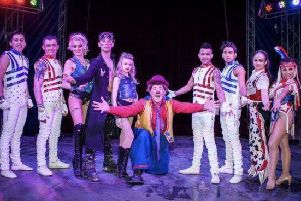 The family-run Planet Circus OMG is returning to Gainsborough next month.