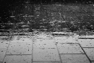 Rain and wind will hit the region this weekend.