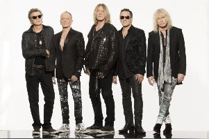 Def Leppard roar into Sheffield and Nottingham to play Hysteria album in full