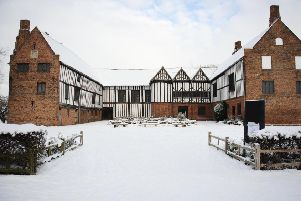 Gainsborough Old Hall. Photo: Hines Images