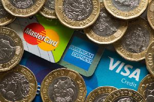Household borrowing has gone up by 17 per cent in West Lindsey