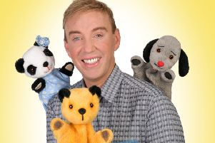Sooty's Magic Show comes to Lincolnshire this summer