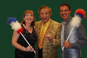 Andante performed with the late Ken Dodd many times