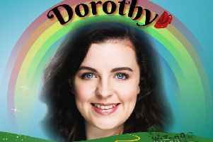 Sophie Towns stars as Dorothy in The Wizard of Oz at New Theatre Royal in Lincoln this Easter.