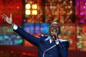 Andy Abraham brings the hits of Nat King Cole to Lincoln next month.
