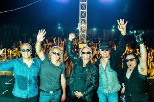 The Bon Jovi Experience are live in Gainsborough this month