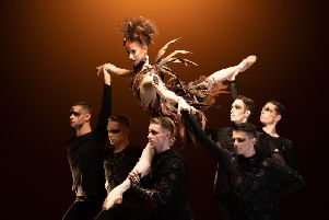 Kenneth MacMillan's House of Birds is one of the pieces being performed on the tour by Ballet Central.