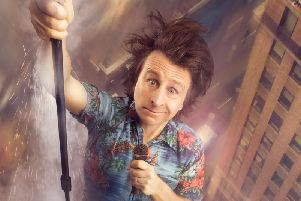 Milton Jones brings his new tour to Lincolnshire next year