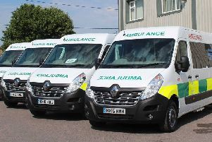 Thames Ambulance Service in Lincolnshire to be kept under 'close scrutiny' despite improvements