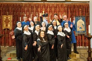 Gainsborough Musical Theatre Society is presenting Sister Act in July