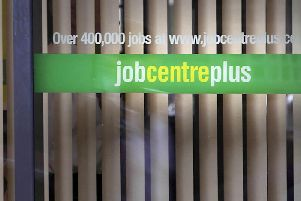 Unemployment in West Lindsey is in line with the rest of England