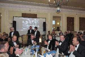 Guests at the Hemswell Court black-tie dinner. Photos: Matt Rogers Photography.