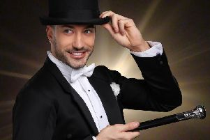 Giovanni Pernice brings his new show This Is Me to Lincolnshire next year