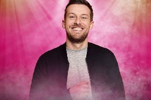 Chris Ramsey comes to Lincolnshire on tour next year.