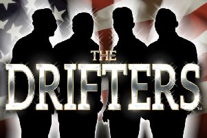 The Drifters are live in Lincoln next month.
