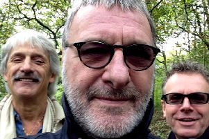 The Steve Harley Acoustic Trio is live in Lincolnshire this autumn