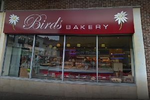 Birds Bakery Chesterfield