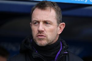 Gary Rowett could be set to be the new Huddersfield boss.