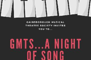 Gainsborough Musical Theatre Society is presenting A Night of Song at Trinity Arts Centre next month.