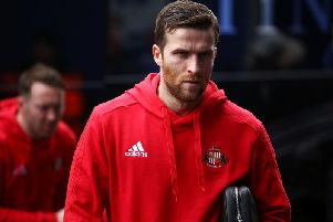 Former Sunderland right-back Adam Matthews