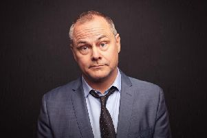 Jack Dee is live in Lincolnshire next year.