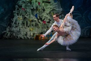 The Nutcracker heads to Lancaster Grand in October.