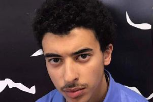 Undated handout file photo issued by Force for Deterrence in Libya of Hashem Abedi, the brother of Manchester Arena bomber Salman Abedi, as he is due to appear at the Old Bailey to enter pleas to multiple charges of murder (Picture: Force for Deterrence in Libya/PA Wire)