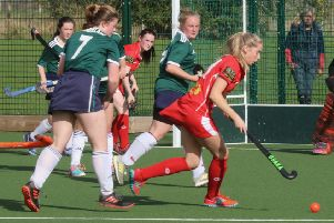 Garstang Hockey Club's Evie Parkinson