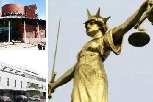 Cartmell appeared before Preston's courts