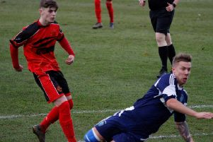 Garstang lost against AFC Darwen last weekend''''Picture: Steve Beesley