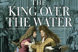The King over the Water by Desmond Seward