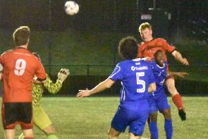 Garstang were emphatic winners at St Helens Town last Thursday