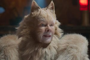 Now showing: Cats (Copyright: Universal Pictures)