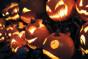 A correspondent calls Halloween a 'menace'. See letter