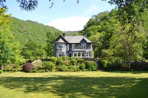Leathes Head Hotel in the Borrowdale Valley has been shortlisted for a Best Small Hotel of the Year award. (s)