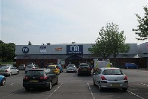 The Mothercare store on Riversway, Preston