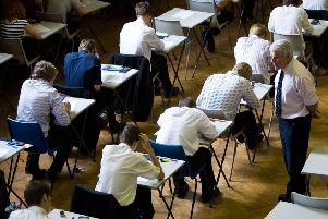 Generic exam pupils students