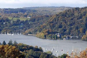 Windermere in Autumn