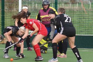 Garstang's Summer Muirhead also scored a hat-trick to help Lancashire win the NW U21 competition