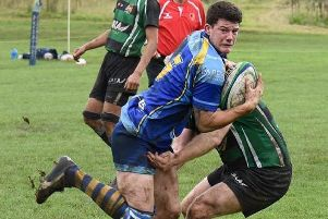 Garstang dropped into the bottom two with defeat at the weekend