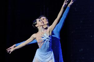 Cinderella by the Russian State Ballet of Siberia