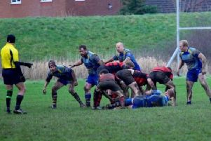 Garstang RUFC 20 Oswestry 5: Vital victory in the battle to beat the drop