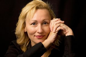 Sarah Pinborough, author and screenwriter