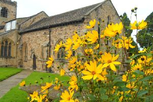 St Wilfrid's  CE Church, Ribchester