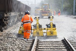 Engineering work is set to bring major disruption to the West Coast Main Line over the Whitsun bank holiday weekend.