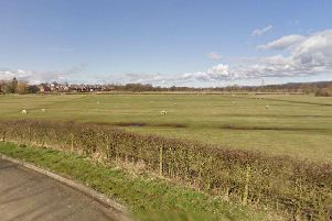 Garstang Show Field could soon be home to Garstang Rugby Union Football Club from September to April every year. Photo courtesy of Google Maps.