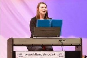 Katy Bradley will be performing at Garstang Music and Arts Festival.